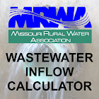 Wastewater Inflow Calculator icon