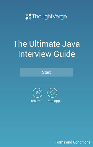 Ultimate Java Interview Guide