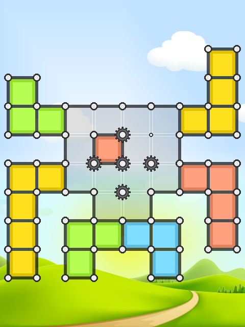 Box Chains - screenshot