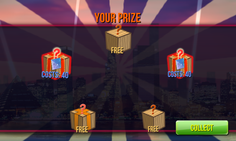 Rainbirth Casino Slot Machine - screenshot