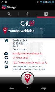 CitoApp- screenshot thumbnail