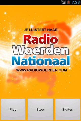 Radio Woerden Nationaal- screenshot