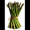 Asparagus  its culture for ho logo