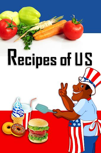 美國食譜收集