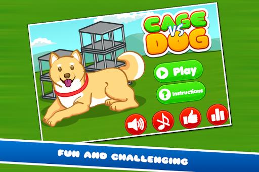 Cage Vs Dog