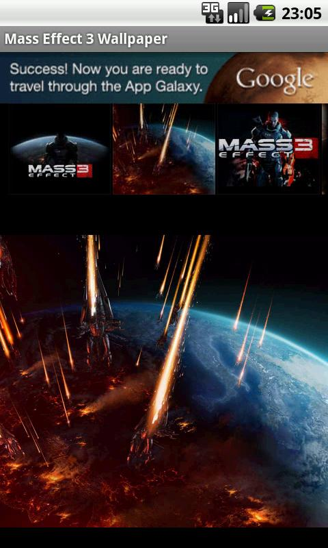 Mass Effect 3 Wallpapers - screenshot