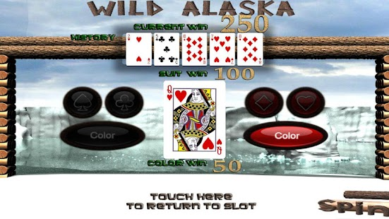 WILD ALASKA SLOT MACHINE - screenshot thumbnail