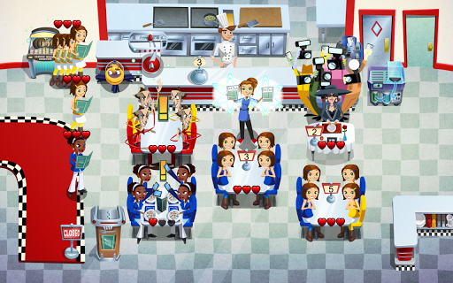 Diner Dash 1.13.1 screenshots 6