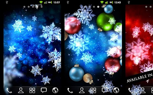 Snow Stars Free - screenshot thumbnail