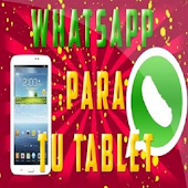 Install Whatsap In Tablet PRO