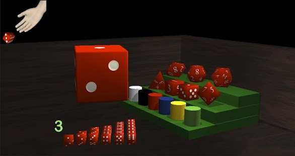 Dice Math- screenshot thumbnail