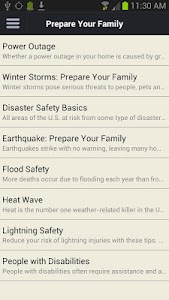 FLASH Weather Alerts screenshot 7