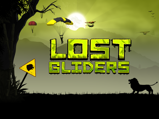 Lost Gliders Run