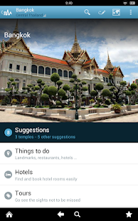 Thailand Travel Guide- screenshot thumbnail
