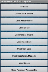 Used Vehicles for Sale Finder screenshot 0
