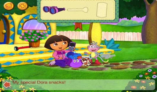 Dora and Diego's Vacation HD- screenshot thumbnail