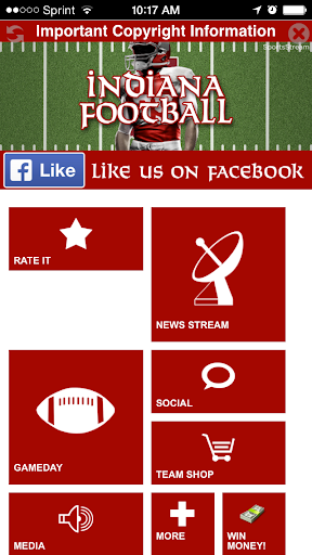 Indiana Football STREAM