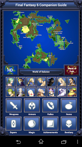 FF6 Companion Guide