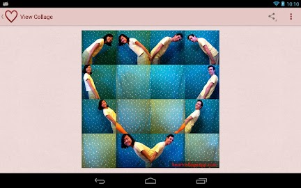 Heart Collage ♥ Body Shapes Screenshot 8
