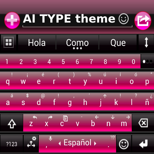 THEME FOR AI TYPE BLACK PINK file APK Free for PC, smart TV Download