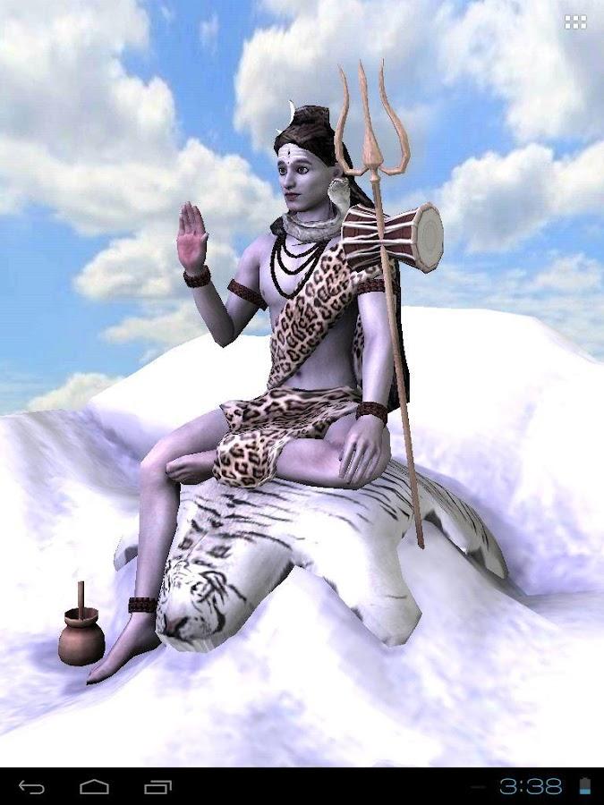 3D Mahadev Shiva Live Wallpaper - Android Apps on Google Play
