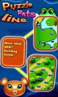 Puzzle Pets Line Screenshot 8