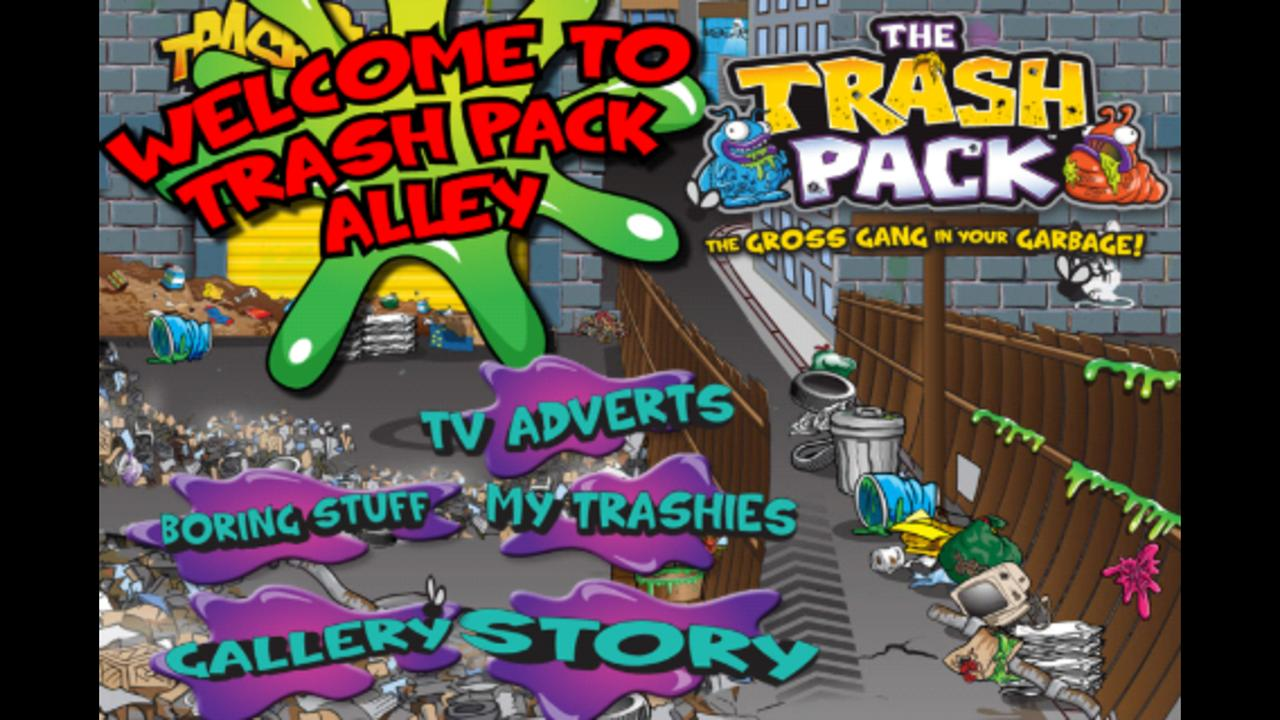 Trash Pack 1 - screenshot