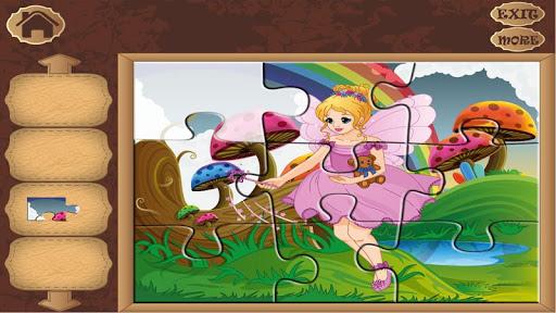 Amazing Fairies Jigsaw Puzzle