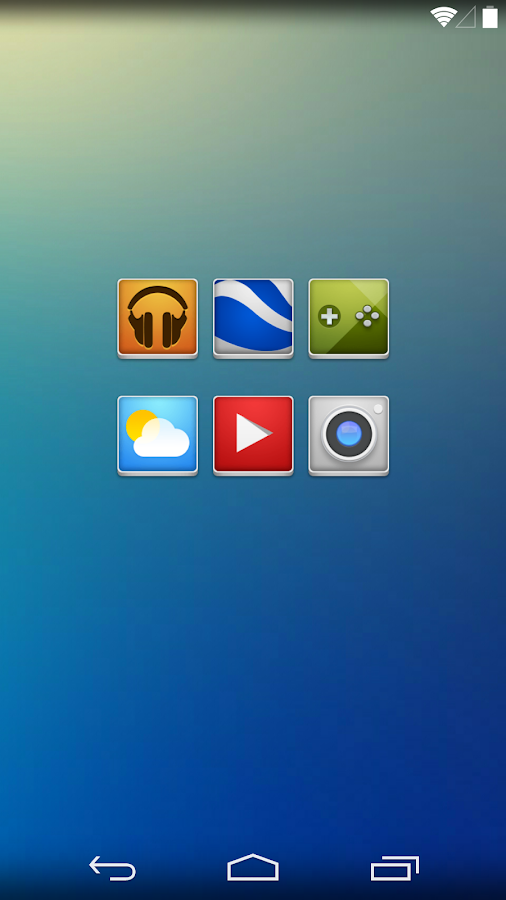 Lustre - Icon Pack - screenshot