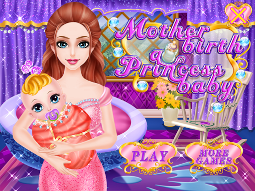 母亲出生的公主游戏