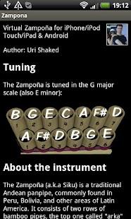 Zampoña- screenshot thumbnail