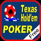 PlayTexas Hold'em Poker grátis icon