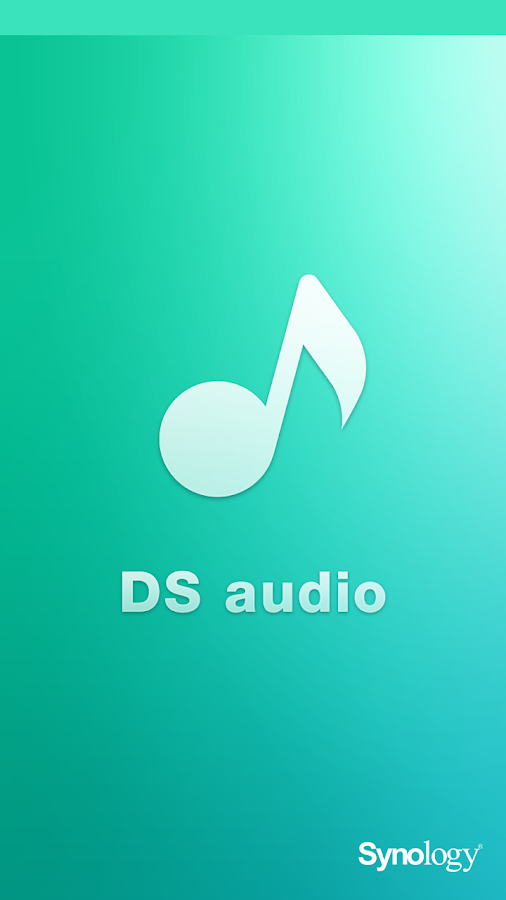 DS audio - screenshot