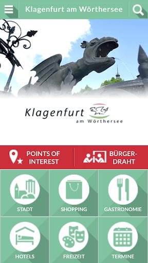 Stadt Klagenfurt App