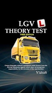 LGV Theory Test UK Free- screenshot thumbnail
