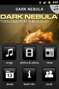 DARK NEBULA - screenshot thumbnail