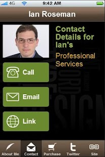 Ian's Consulting Services - screenshot thumbnail