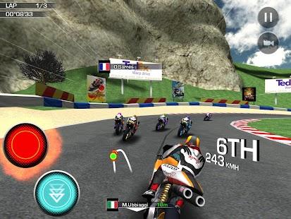 بازی سالگرد ۱۵ مسابقه موتور Moto Racer 15th Anniversary v1.0