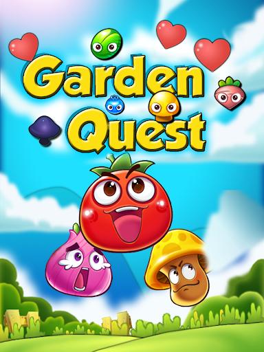 【免費益智App】Garden Quest-APP點子