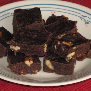 Date Nut Chocolate Fudge