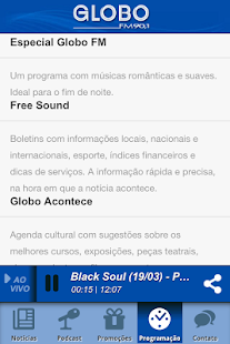 Globo FM Salvador - screenshot thumbnail