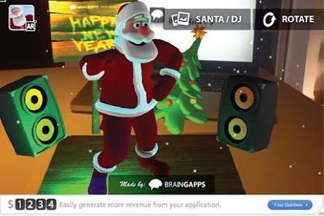 Christmas AR- screenshot thumbnail
