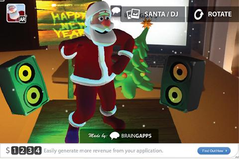 Christmas AR- screenshot