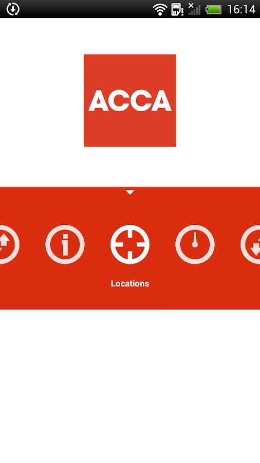 ACCA Student Planner - screenshot