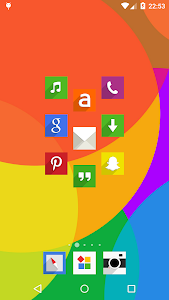 Easy Square - icon pack screenshot 19