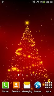 Christmas 3D Live Wallpaper - screenshot thumbnail