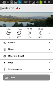 Stadt Wetzikon - screenshot thumbnail