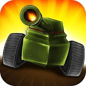Craft Cartoon Tank Hero