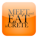 Meet and Eat in Crete icon