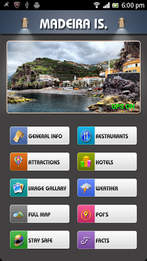 Madeira Offline Travel Guide